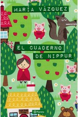 El cuaderno de Nippur por                                       Maria Vazquez