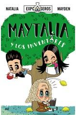 Maytalia y los inventores por                                       Natalia