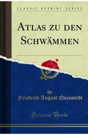Atlas zu den Schwämmen Friedrich August Quenstedt