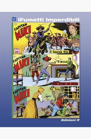 Capitan Miki n. 5 (iFumetti Imperdibili) EsseGesse (Giovanni Sinchetto