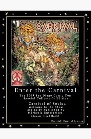 Carnival of Souls : Special Collector's Edition Jazan Wild