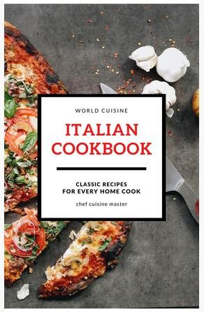 Italian Recipes Chef Cuisine Master