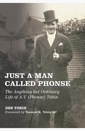 Just a Man Called Phonse Des Tobin