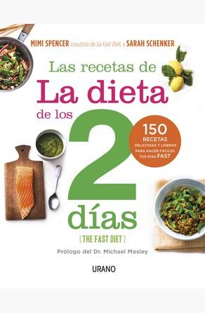 Las recetas de La Dieta de los Dos Días Mimi Spencer