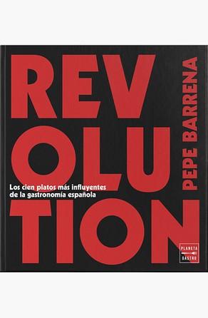 Revolution José Luis Barrena García