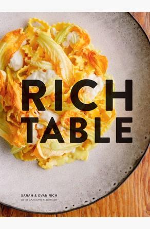 Rich Table Sarah Rich