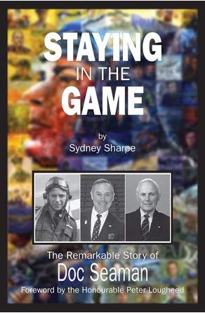 Staying in the Game Sydney Sharpe